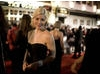 Sienna Miller on the red carpet at the Orange British Academy Film Awards in 2008.