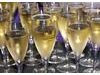 Taittinger Champagne flutes