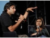 Asif Kapadia interview in the BAFTA tent