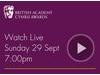 BAFTA Cymru Awards - Watch Live