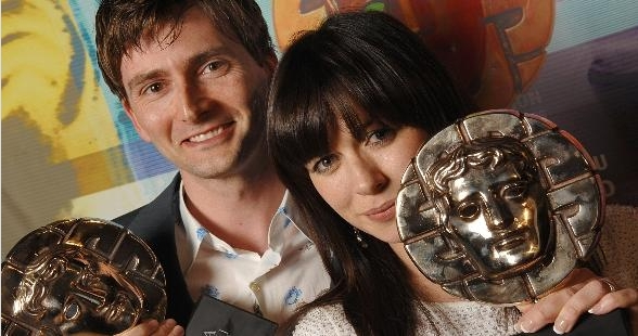 David Tennant & Eve Myles