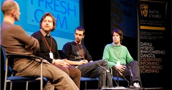 Animation panel discussion @ Ffresh Festival