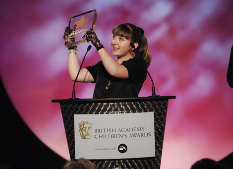 14-year-old Rosalind, from Norfolk, was delighted to win the CBBC me and my movie competition sponsored by BAFTA