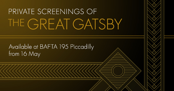 The Great Gatsby at 195 Piccadilly