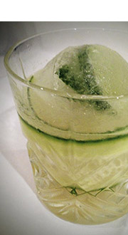 Lime Light Cocktail