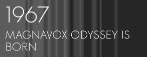 1967 Magnavox Odyssey