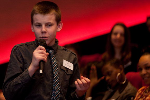 Youth Mentoring Showcase: London 2011