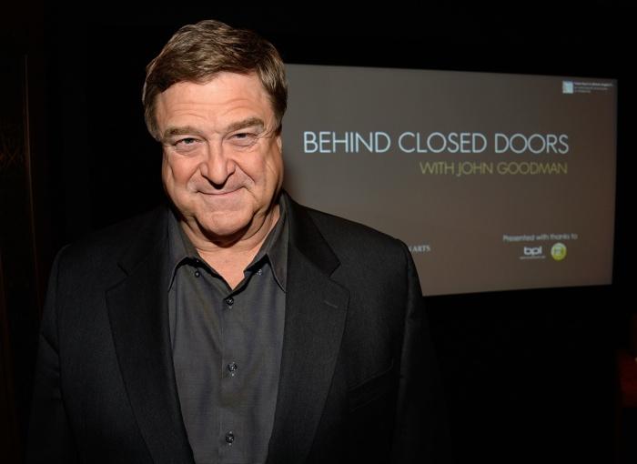 John Goodman  sc 1 st  Bafta & Behind Closed Doors with John Goodman   BAFTA