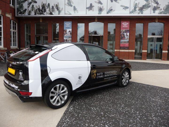 BAFTA Cymru Car