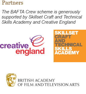 BAFTA Crew Partners