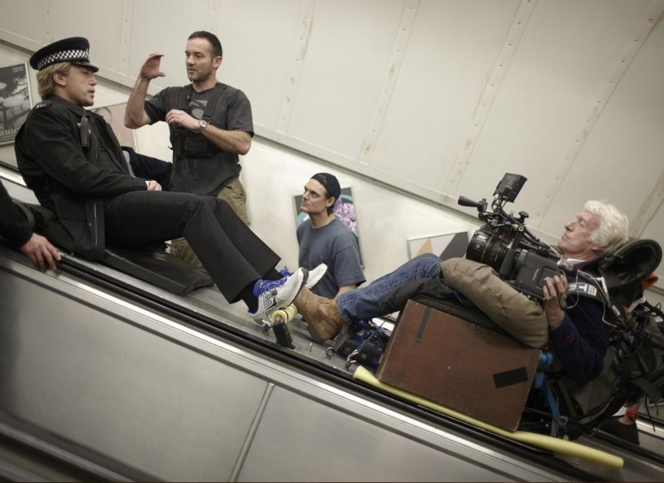 Behind the Scenes of Skyfall | BAFTA