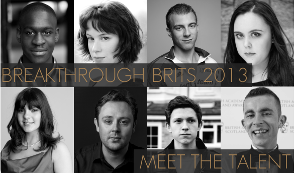 Breakthrough Brits 2013