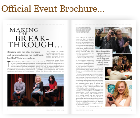 Breakthrough Brits 2013 - Event Brochure