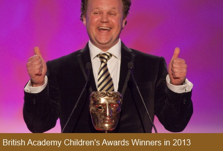Children's Awards Winners Promo