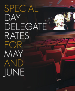 Day delegate rates at 195 Piccadilly
