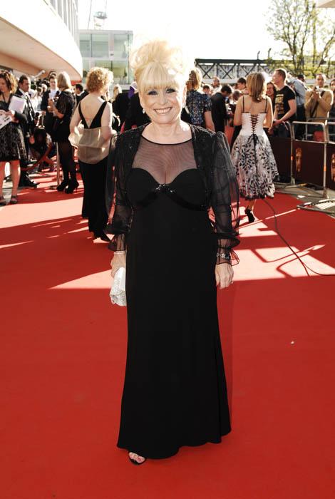 2009 Tv Awards Red Carpet Fashion Bafta
