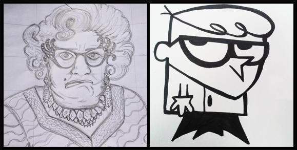 Edna and Dexter