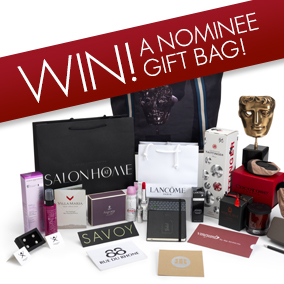 Win a Nominees' Gift Bag.