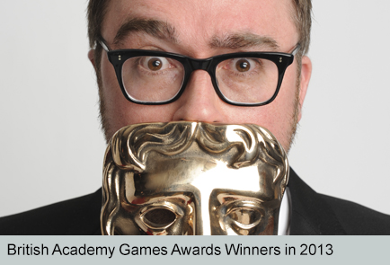 Games Awards Winners 2013 [large, left block]