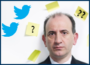 Armando Iannucci Twitter Chat