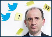 Armando Iannucci Twitter Chat