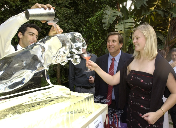 BAFTA LA Annual Garden Party 2003