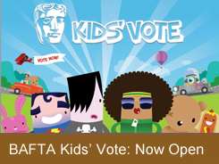 Website block Kids Vote