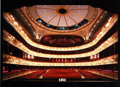 The Royal Opera House Main Auditorium