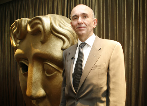 Peter Molyneux OBE presents the BAFTA Video Games Lecture, in association with GAME. (Pic: BAFTA / Jamie Simonds)