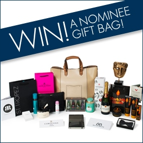 TV Awards Gift Bag promo