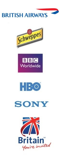 Sponsors of BAFTA in New York