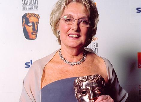 BAFTA-winning British casting director, Mary Selway