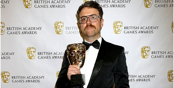 Rex Crowle BAFTA Winner