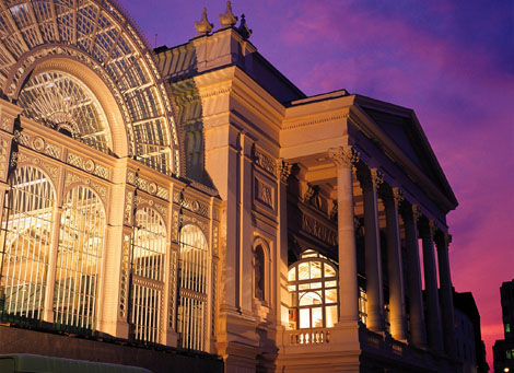 Royal Opera House. Photo: Peter Mackertich / ROH . Source: BAFTA.com