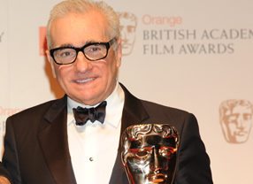 Martin Scorsese BAFTA Fellowship