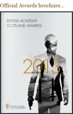British Academy Scotland Awards Brochure