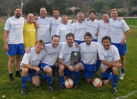 BAFTA Los Angeles Soccer Team 2