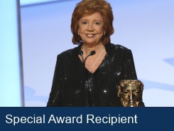 Special Award Recipient: Cilla Black
