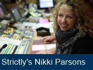 Interview with Strictly's Nikki Parsons [Promo small]