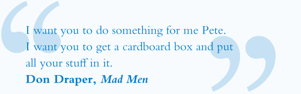 Screenwriting: Mad Men