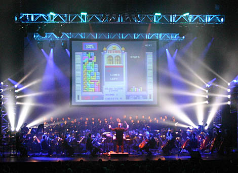 Games Music goes live at the Hollywood Bowl