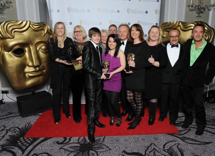 The BAFTA-winning team behind Tracy Beaker Returns.