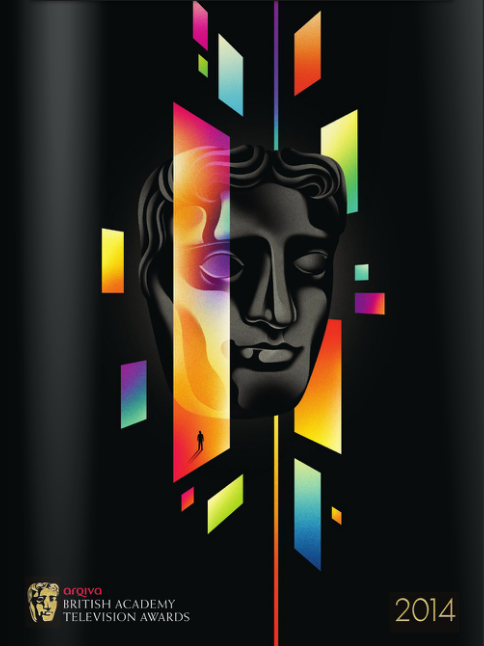 TV Awards Brochure Cover 2014