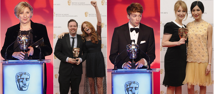 TV Craft Awards Winners & Citation Readers in 2014