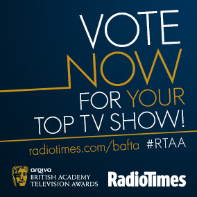 Radio Times Audience Award: Vote Now