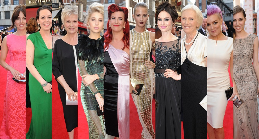 Television Awards in 2014 - Red Carpet [890]