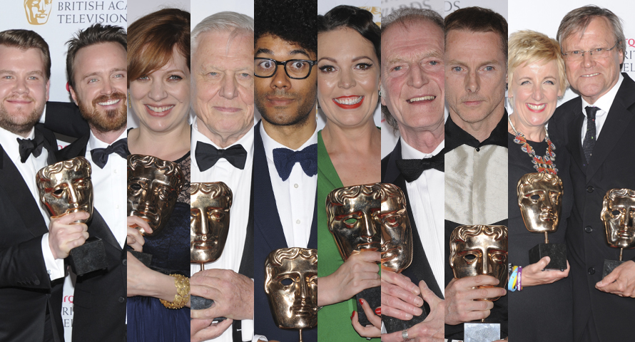 BAFTA TV Awards Winners in 2014 [890]
