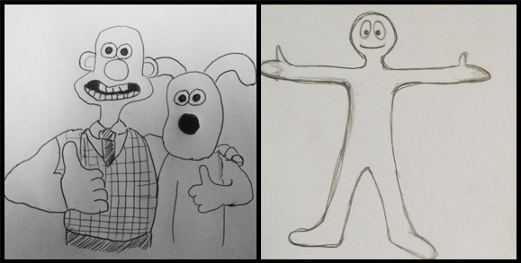 Wallace Gromit Morph
