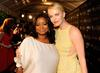 Octavia Spencer and Charlize Theron