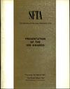 BAFTA Film Brochure 1970